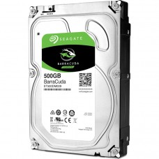 Жесткий диск  500Gb Seagate BarraCuda 7200rpm 3.5 (комп)