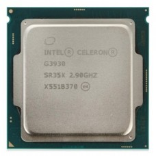 Процессор Intel Celeron G3930, Skylake, 2.9 GHz, LGA1151, 51 W, 2 MB, 14 nm, Intel HD Graphics 610, OEM