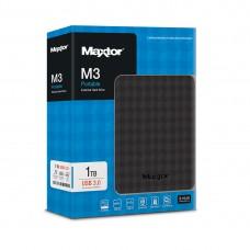 Внешний жёсткий диск Seagate (Maxtor) 1TB 2.5