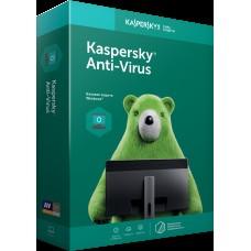 Антивирус Kaspersky Antivirus (базовый)