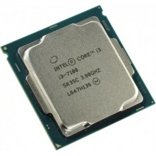 Процессор Intel Core i3 7100, Kaby Lake, 3.9 GHz, LGA1151, 51 W, 3 MB, 14 nm, Intel HD Graphics 630, OEM