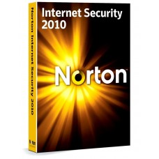 Антивирус Norton Internet Secururity 2010 1ПК 1 год