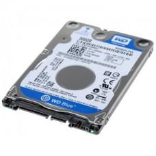 "Жесткий диск для ноутбука 500Gb, Western Digital Blue, WD5000LPCX, 2.5"", 16 Мб, 5400 об/мин, 7 мм, SATA"