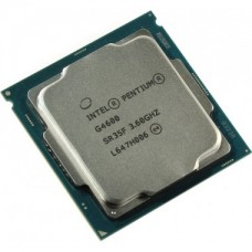 Процессор Intel Pentium G4600, Skylake, 3.6 GHz, LGA1151, 51 W, 3 MB, 14 nm, Intel HD Graphics 630, OEM