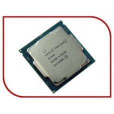 Процессор Intel Pentium G4620, Kaby Lake, 3.7 GHz, LGA1151, 51 W, 3 MB, 14 nm, Intel HD Graphics 630, OEM