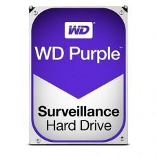 """Жесткий диск 4Tb WD Purple WD40PURZ для видеонаблюдения WD Deutschland GmbH WD Purple WD40PURZ"""